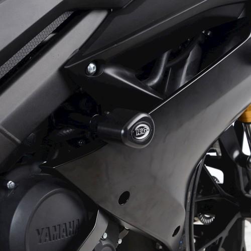 Yamaha YZF R125 2013 R/&G Racing Tank Traction Grip Pads EZRG913BL Black