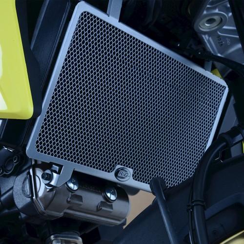 for 16-17 Suzuki GSX-S1000 1 Piece Titanium R/&G Racing Aluminum Radiator Guard