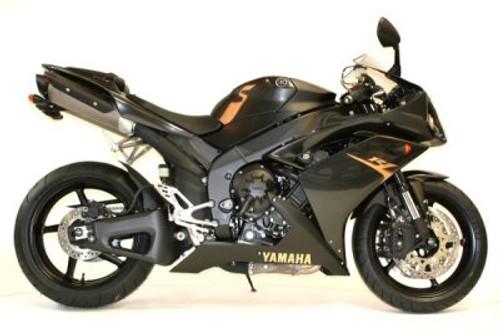Frame Sliders Crash Protector For Yamaha YZF 1000 R1 2002-2003 Black P